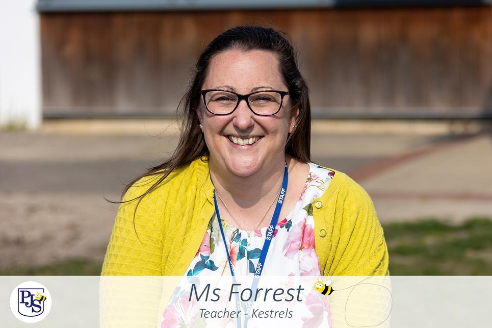 Ms Forrest