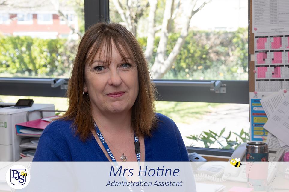 Mrs Hotine