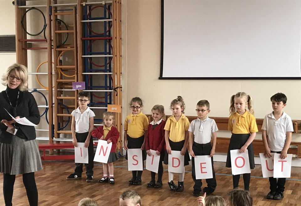 School Council Assembly