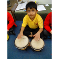 Exploring rhythm in Reception