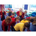 Year 2 - Kye Kye Kule, exploring beat and rhythm