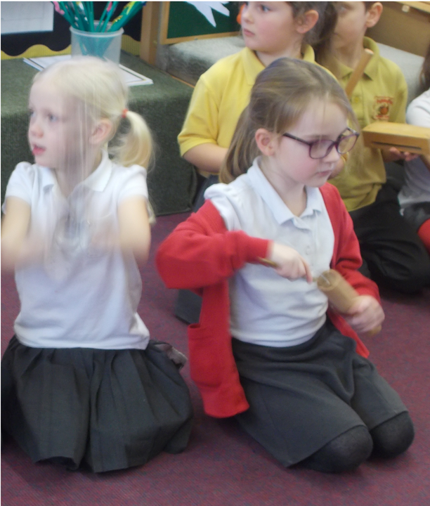 Year 1 Exploring Weather Sounds