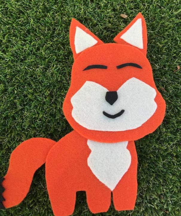 Fixie Fox is Adaptable & can adjust to new things
