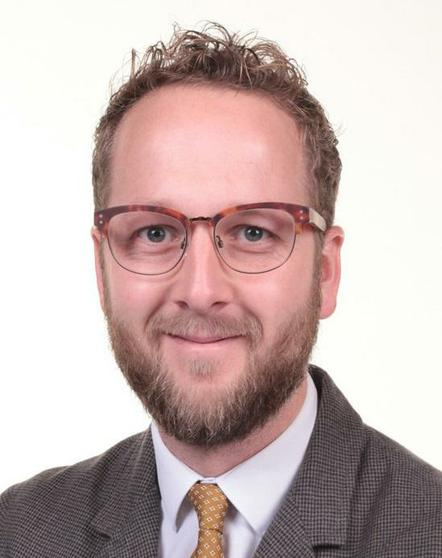 Mr Hogden - Teacher and Key Stage Two Leader
