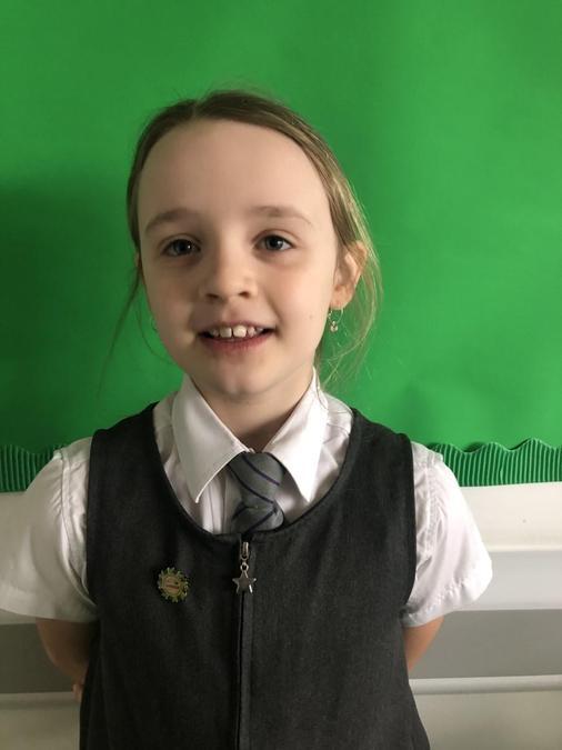Sophia - Year 4