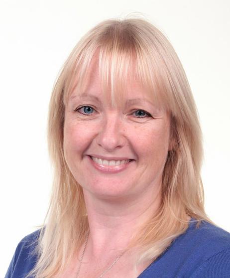 Mrs Ward - TA