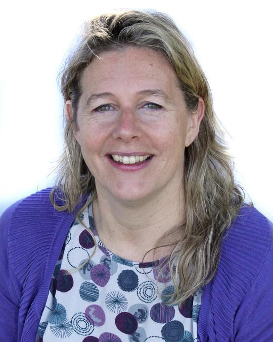 Miss Clarke - Teacher