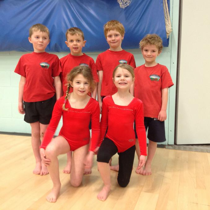 Years 2  -  Second place in the Gym Eden final!