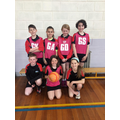 Year 5/6 Netball team came 3rd in the Eden Final!