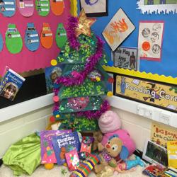 Our Pre-school Christmas Tree