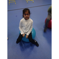 Sports Relief- Space Hopper Challenge