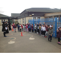 Sports Relief- Getting ready for the mile!
