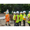 Year 5 had a fun packed visit to Hurst Grange park