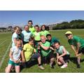 The Winning Green Team