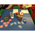 In our Maths we are matching numbers to quantities