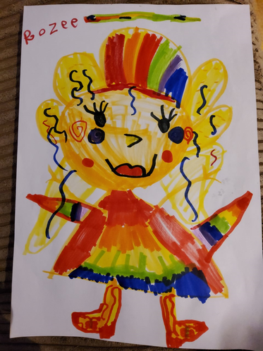 Rozee the fairy by Poppi