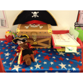 Pesky pirate loves to read our phonicswork