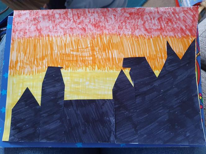 The Great Fire of London by Dale