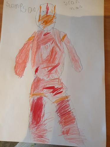 Sampson's Iron Man