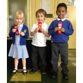 Well done for learning your words!