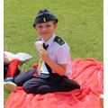 Representing the RAF