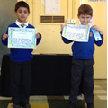 Well done for being a Super Star!