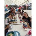 KS2 picnic