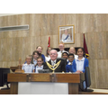School Council and the Mayor!