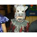 Anyone lost a werewolf?