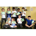 Well done for learning your number bonds!