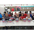 Y6 girls' picnic