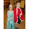Y2 prince and princess