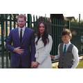 Harry and Meghan welcome our children.