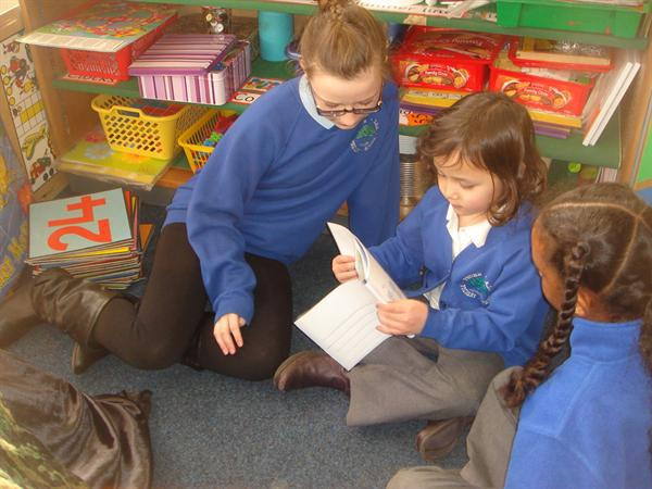 Reading year 6 stories