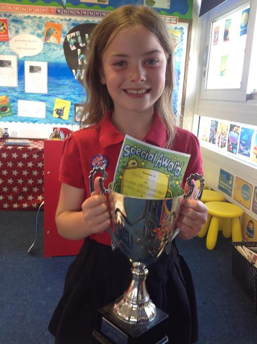 Well done Maizee for your fantastic work in Maths!