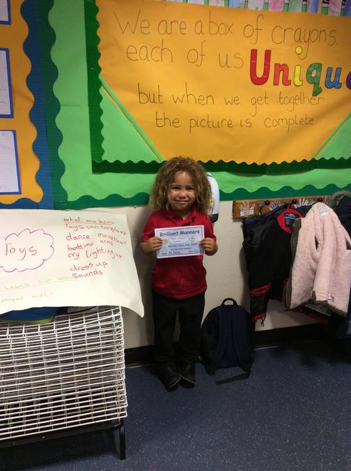 Lovely manners from Cairo this week. Keep it up!