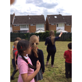 We looked at some of the local houses too.