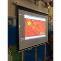 A visit to China.