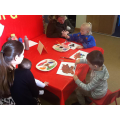 Painting our favourite story characters