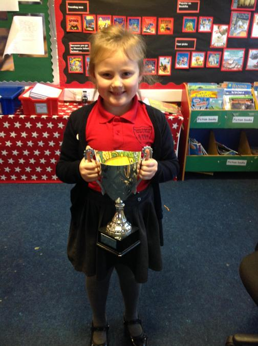 Well done Daisie for your brilliant Maths work!