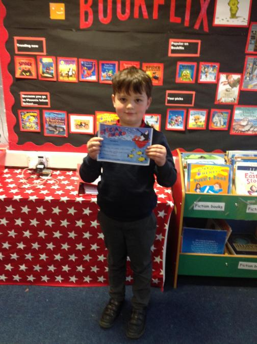 Welcome to Class 5 Xavier!  You have had an amazing first week!