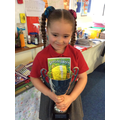 Great hard work Sophia.