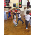 'Zog' themed drama session