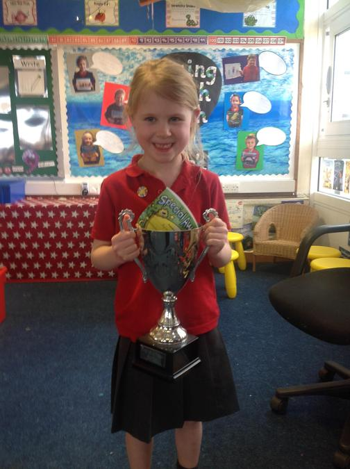 Ayla has worked so hard on her writing this week! We are so proud of you Ayla! Well done!
