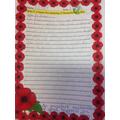 Class 6 writing