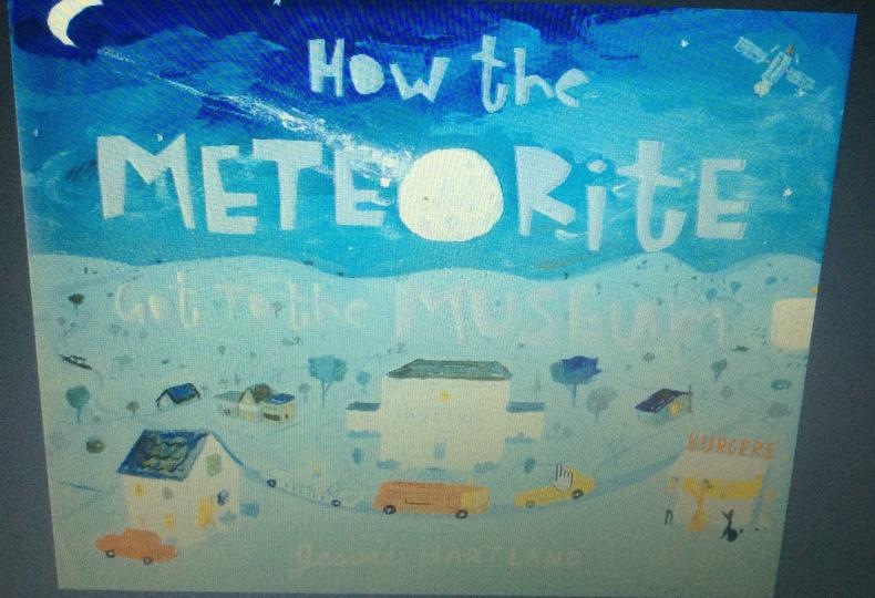 An early intro to meteorites. Age 6-10yrs.