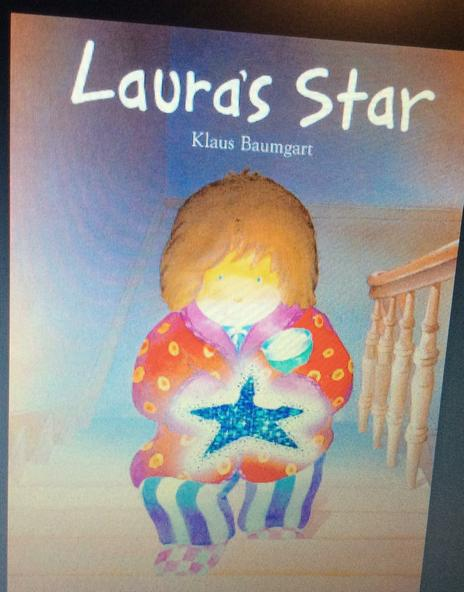 A gentle intro to stars. For younger children.