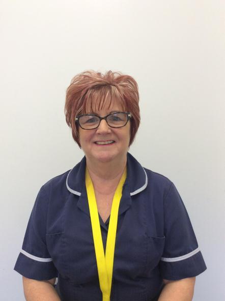 Cleaner - Mrs Shirley Rowan
