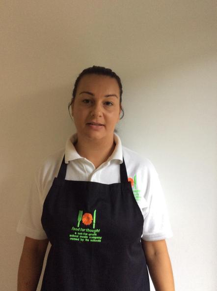 Assistant Cook - Mrs Michelle Wellbelove