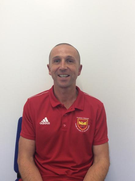 Teacher/ PE Lead - Mr Colin Finlay
